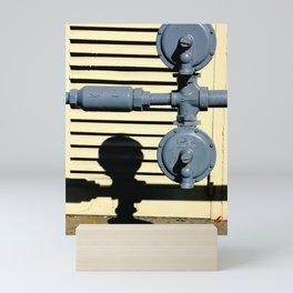 Shadow Fold Mini Art Print