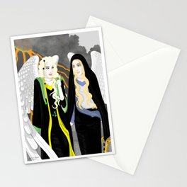 Sammael and Mammon Stationery Cards
