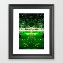 The Apple Orchard Framed Art Print