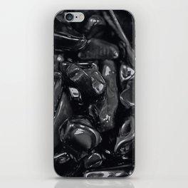Onyx iPhone Skin