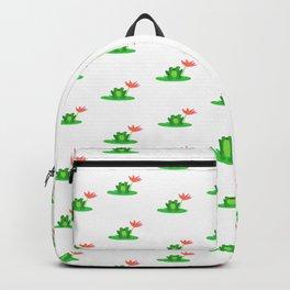 Uglycute frog  Backpack
