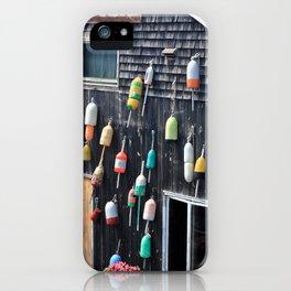 Bar Harbor 1 iPhone Case