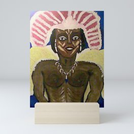 Carnavale Mini Art Print