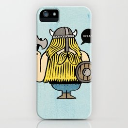Pillage and Plunder iPhone Case
