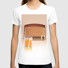 Radio & Whiskey T-shirt