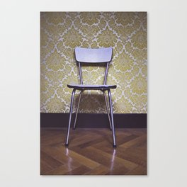 Démodé Canvas Print