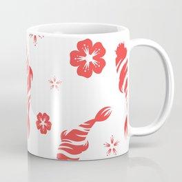 Beautiful Fish Pattern Coffee Mug