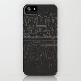 City 24 iPhone Case