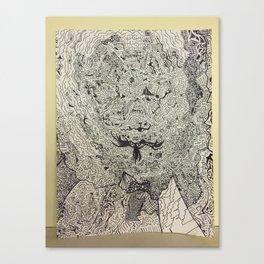 Interdimensional Canvas Print