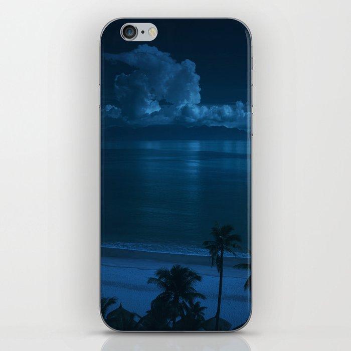 Ocean Storms iPhone Skin