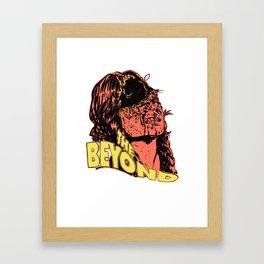 The Beyond Tribute Framed Art Print
