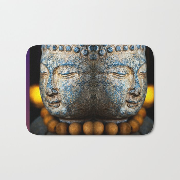 Buddha Stone Bath Mat