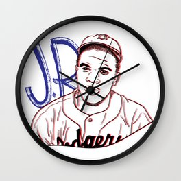 Jackie Wall Clock