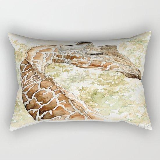 Africa02 Rectangular Pillow