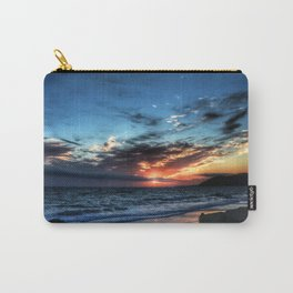 Emma Wood Sunset Carry-All Pouch