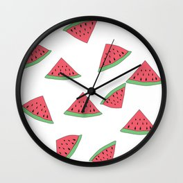 Cool Off Wall Clock
