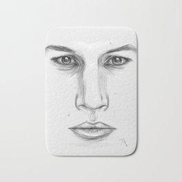 Kylo Ren/Adam Driver Portrait Bath Mat