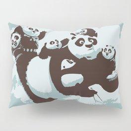Kung Fu Panda Friendship Pillow Sham