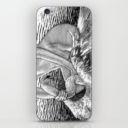 asc 677 - Les ailes du désir (The swain in disguise) iPhone Skin