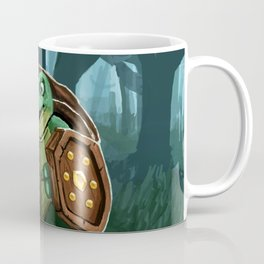 Turtle Paladin Coffee Mug