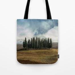 Trees of Tuscany Tote Bag