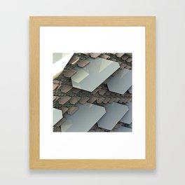 Pyram IFS Framed Art Print