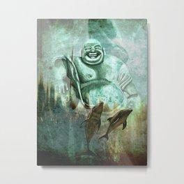 Buddha´s playground Metal Print