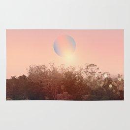 Landscape & gradients XXI Rug