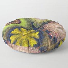 Methylator Structure Flowers  ID:16165-011604-36970 Floor Pillow