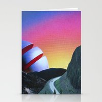 trip Stationery Cards featuring Trip by Djuno Tomsni