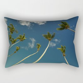 Coconut Trees Rectangular Pillow