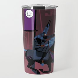 Last Ride of Samurai Jack Travel Mug