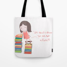lets read  Tote Bag