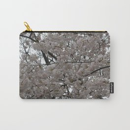 Tidal Basin Blossoms Carry-All Pouch