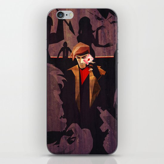 No Fool's Gambit iPhone & iPod Skin