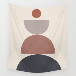 Balancing Elements III Wall Tapestry