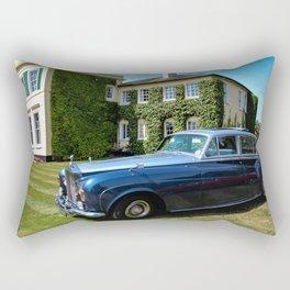 The manor Rectangular Pillow