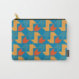 Clover&Nessie Banana/Guava Carry-All Pouch