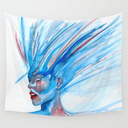 Wind Chaser Wall Tapestry