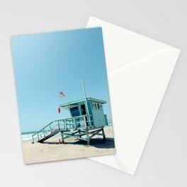 Rosecrans Tower in Manhattan Beach (El Porto) Stationery Cards