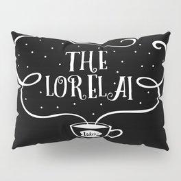 The Lorelai (white font) Gilmore girls inpsired Pillow Sham