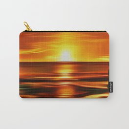 Gormley at Sunset Carry-All Pouch