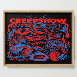 Do You Have The Creeps Serving Tray