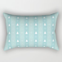 Christmas Pattern III Rectangular Pillow