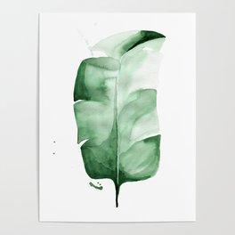 Banana Leaf no. 3 Poster