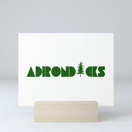 Adirondacks Mini Art Print