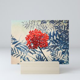Rowan Berries Mini Art Print