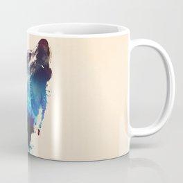 Alone as a wolf Coffee Mug