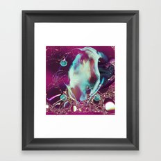 Pseudo Framed Art Print