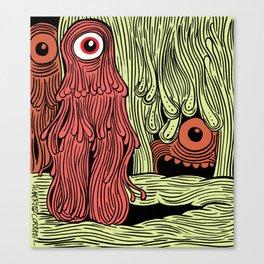 MonsterMold Canvas Print